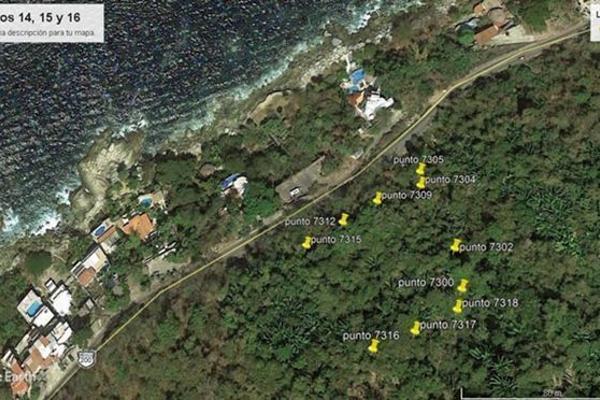 Foto de terreno habitacional en venta en carretera a barra de navidad , boca de tomatlán, puerto vallarta, jalisco, 8901755 No. 01