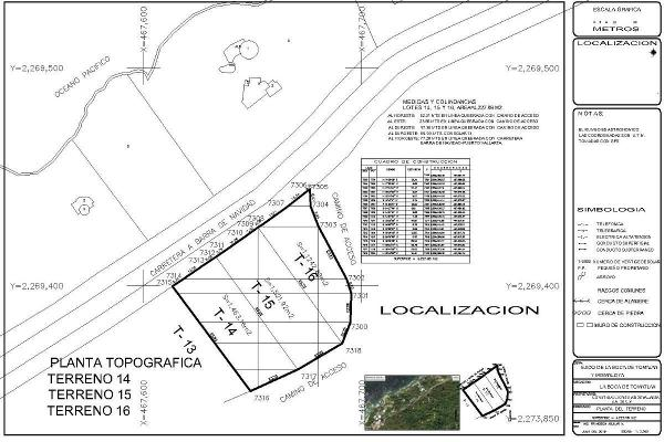 Foto de terreno habitacional en venta en carretera a barra de navidad , boca de tomatlán, puerto vallarta, jalisco, 8901755 No. 04