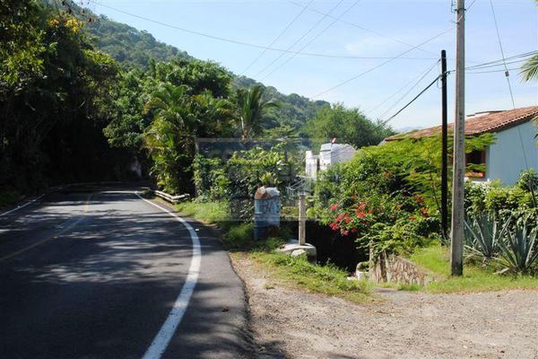 Foto de terreno habitacional en venta en carretera a barra de navidad lt 14 fr-i lado b , boca de tomatlán, puerto vallarta, jalisco, 3429273 No. 06