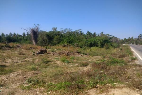 Foto de terreno comercial en venta en carretera a barra vieja , lomas de chapultepec, acapulco de juárez, guerrero, 7197360 No. 01