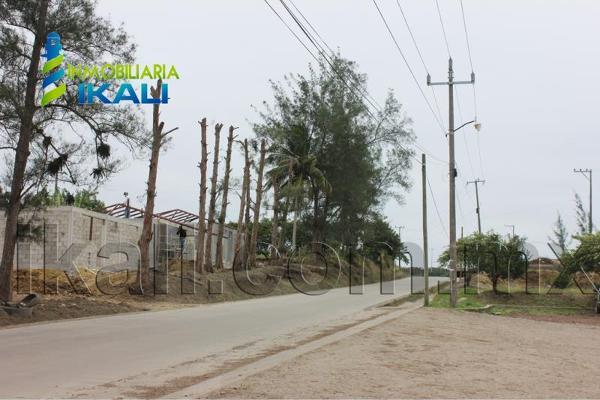 Foto de terreno habitacional en venta en carretera a cazones , cobos, tuxpan, veracruz de ignacio de la llave, 2676218 No. 01
