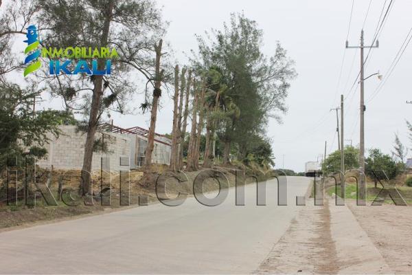Foto de terreno habitacional en venta en carretera a cazones , cobos, tuxpan, veracruz de ignacio de la llave, 2676218 No. 02