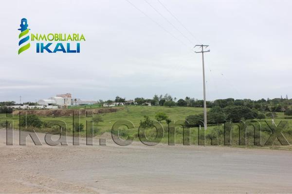 Foto de terreno habitacional en venta en carretera a cazones , cobos, tuxpan, veracruz de ignacio de la llave, 2676218 No. 08