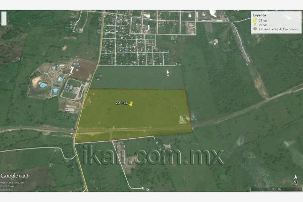 Foto de terreno habitacional en venta en carretera a cazones , cobos, tuxpan, veracruz de ignacio de la llave, 2676218 No. 17