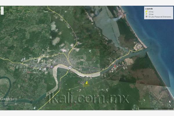 Foto de terreno habitacional en venta en carretera a cazones , cobos, tuxpan, veracruz de ignacio de la llave, 2676218 No. 18