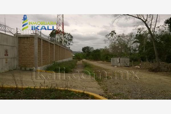Foto de terreno industrial en venta en carretera a cazones , la victoria kilómetro 47, papantla, veracruz de ignacio de la llave, 5936901 No. 01