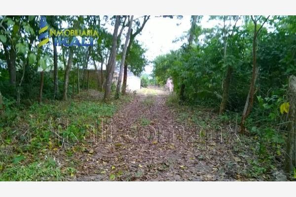 Foto de terreno industrial en venta en carretera a cazones , la victoria kilómetro 47, papantla, veracruz de ignacio de la llave, 5936901 No. 04