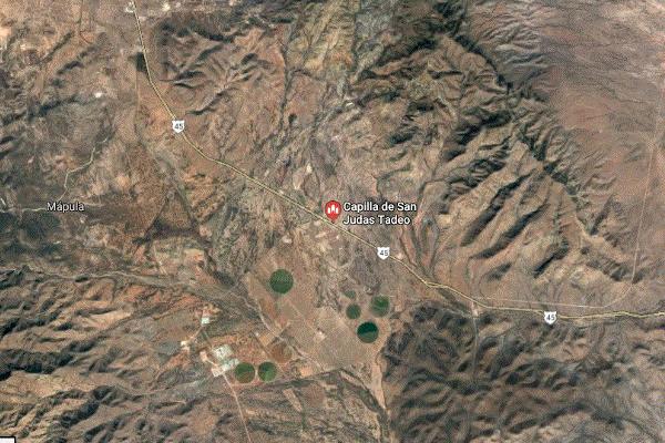 Foto de terreno comercial en venta en carretera a cd delicias , las torres, chihuahua, chihuahua, 6191569 No. 03