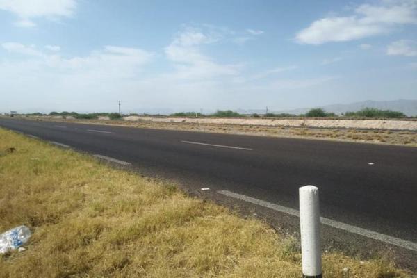 Foto de terreno habitacional en venta en carretera a cd juarez , manila, gómez palacio, durango, 5445941 No. 01