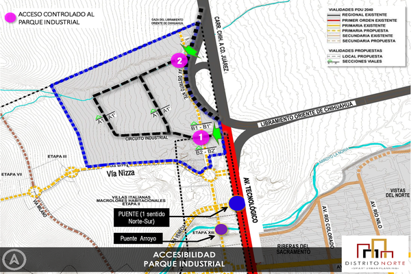 Foto de terreno comercial en venta en carretera a cd juarez , sacramento i y ii, chihuahua, chihuahua, 5833128 No. 30