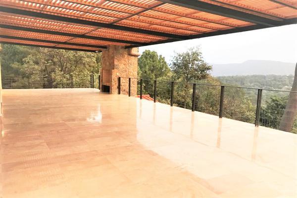 Foto de casa en condominio en venta en carretera a cerro gordo , valle de bravo, valle de bravo, méxico, 18969963 No. 03