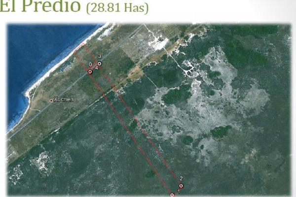Foto de terreno habitacional en venta en carretera a champotón kilometro 117+441, ampliación san rafael, campeche, campeche, 8786537 No. 01
