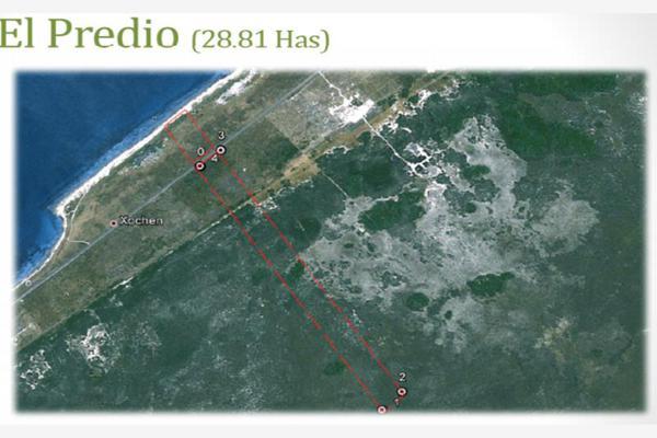 Foto de terreno habitacional en venta en carretera a champotón kilometro 117+441, satélite, campeche, campeche, 8786537 No. 01