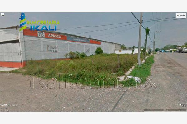 Foto de terreno industrial en renta en carretera a cobos esquina aquiles serdan , la victoria, tuxpan, veracruz de ignacio de la llave, 5313786 No. 01