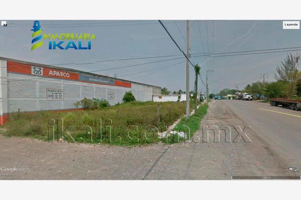 Foto de terreno industrial en renta en carretera a cobos esquina aquiles serdan , la victoria, tuxpan, veracruz de ignacio de la llave, 5313786 No. 02