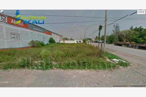 Foto de terreno industrial en renta en carretera a cobos esquina aquiles serdan , la victoria, tuxpan, veracruz de ignacio de la llave, 5313786 No. 03