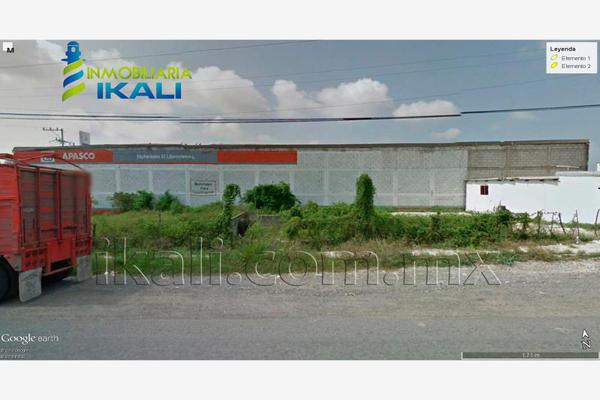 Foto de terreno industrial en renta en carretera a cobos esquina aquiles serdan , la victoria, tuxpan, veracruz de ignacio de la llave, 5313786 No. 04