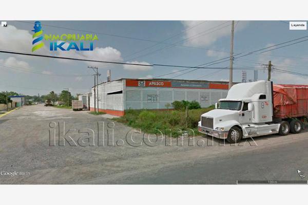 Foto de terreno industrial en renta en carretera a cobos esquina aquiles serdan , la victoria, tuxpan, veracruz de ignacio de la llave, 5313786 No. 06