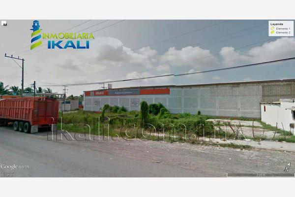 Foto de terreno industrial en renta en carretera a cobos esquina aquiles serdan , la victoria, tuxpan, veracruz de ignacio de la llave, 5313786 No. 07