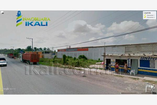 Foto de terreno industrial en renta en carretera a cobos esquina aquiles serdan , la victoria, tuxpan, veracruz de ignacio de la llave, 5313786 No. 08