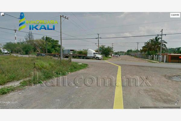 Foto de terreno industrial en renta en carretera a cobos esquina aquiles serdan , la victoria, tuxpan, veracruz de ignacio de la llave, 5313786 No. 09