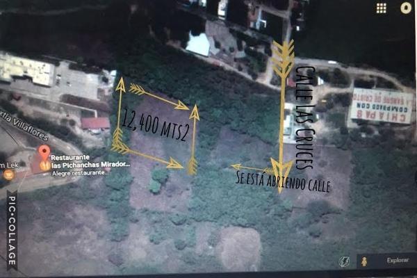 Foto de terreno comercial en venta en carretera a copoya con coquelexquitzan 0, copoya, tuxtla gutiérrez, chiapas, 4376728 No. 02
