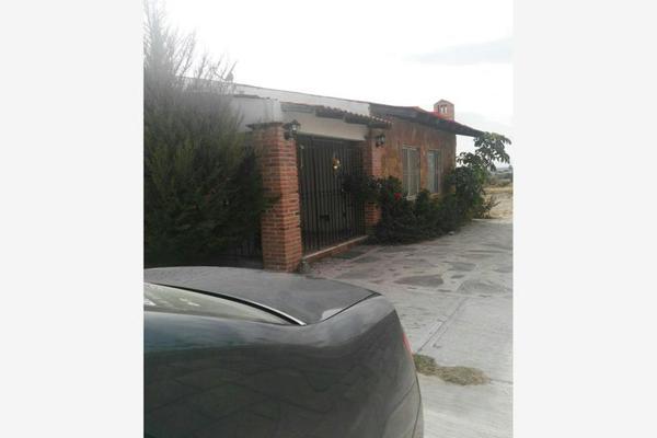 Foto de casa en venta en carretera a huimilpan kilometro 14.2 parcela 436 0, el vegil, huimilpan, querétaro, 13309316 No. 13