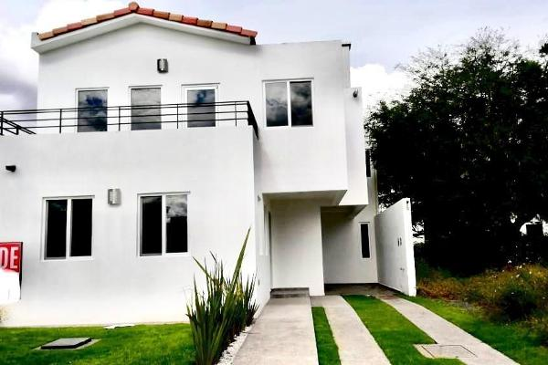 Foto de casa en venta en carretera a huimilpan , real del bosque, corregidora, querétaro, 14023004 No. 01