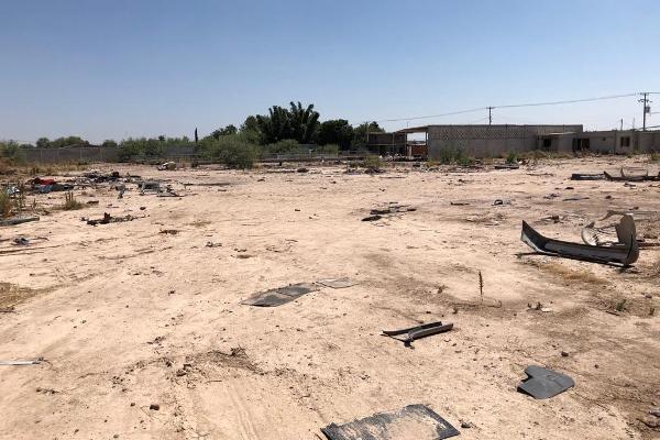 Foto de terreno comercial en venta en carretera a jabonoso , el cariño, gómez palacio, durango, 8900152 No. 02