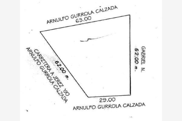 Foto de terreno comercial en venta en carretera a jerez , fresnillo, fresnillo, zacatecas, 5820615 No. 03