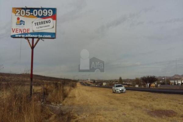 Foto de terreno comercial en venta en carretera a juárez kilometro 27.5 , los arroyos i, ii y iii, chihuahua, chihuahua, 5709797 No. 01