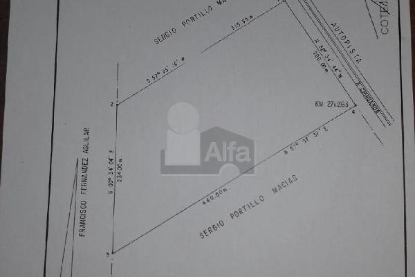 Foto de terreno comercial en venta en carretera a juárez kilometro 27.5 , sacramento i y ii, chihuahua, chihuahua, 5709797 No. 02