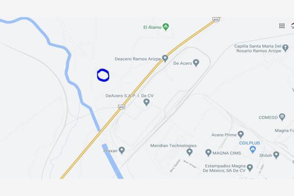 Foto de terreno industrial en venta en carretera a monclova 00, ramos arizpe centro, ramos arizpe, coahuila de zaragoza, 0 No. 02