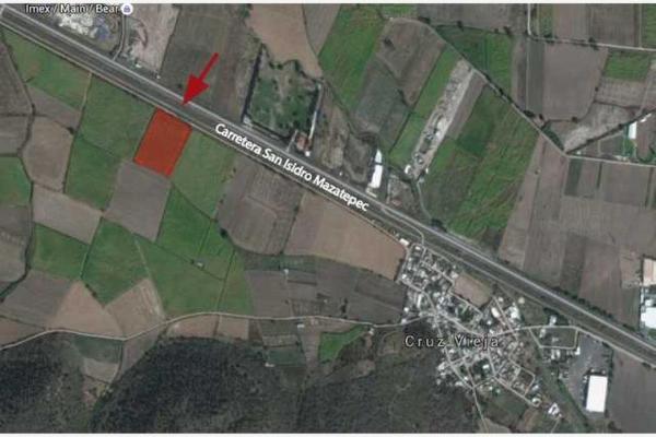 Foto de terreno industrial en venta en carretera a san isidro mazatepec kilometro 10.4, santa cruz de las flores, tlajomulco de zúñiga, jalisco, 5391314 No. 09