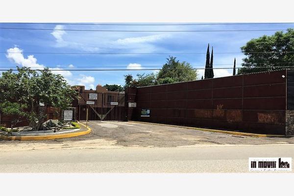 Foto de terreno habitacional en venta en carretera a san luis beltran 244 244, san andres huayapam, san andrés huayápam, oaxaca, 0 No. 02
