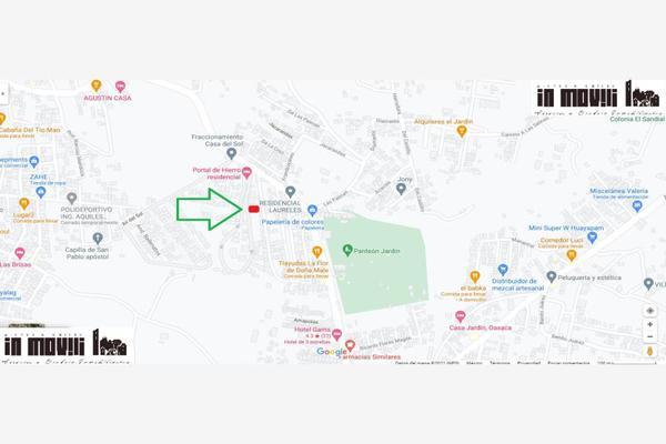 Foto de terreno habitacional en venta en carretera a san luis beltran 244 244, san andres huayapam, san andrés huayápam, oaxaca, 0 No. 11