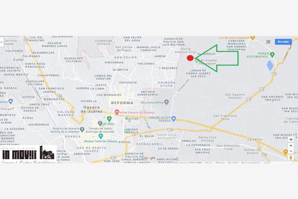 Foto de terreno habitacional en venta en carretera a san luis beltran 244 244, san andres huayapam, san andrés huayápam, oaxaca, 0 No. 12