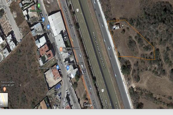 Foto de terreno habitacional en venta en carretera a san luis potosí , santa rosa de jauregui, querétaro, querétaro, 5434017 No. 01