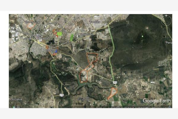 Foto de terreno habitacional en venta en carretera a santa barbara huimilpan kilometro 6 arroyo hondo 1, cañadas del lago, corregidora, querétaro, 9945413 No. 02