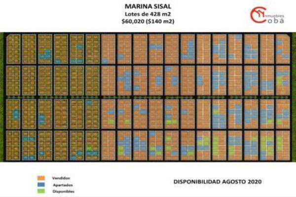 Foto de terreno habitacional en venta en carretera a sisal sisal, sisal, hunucmá, yucatán, 6156193 No. 04