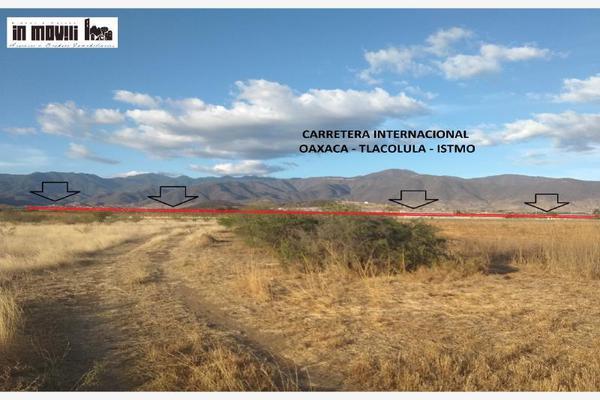 Foto de terreno comercial en venta en carretera a tlacolula 55, tenería, tlacolula de matamoros, oaxaca, 0 No. 12
