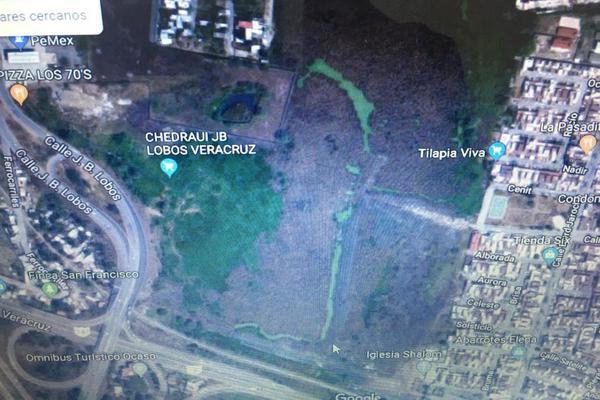 Foto de terreno habitacional en venta en carretera a xalapa veracruz , predio 2, veracruz, veracruz de ignacio de la llave, 10118248 No. 01