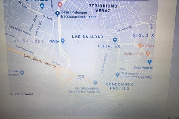 Foto de terreno habitacional en venta en carretera a xalapa veracruz , predio 2, veracruz, veracruz de ignacio de la llave, 10118248 No. 02