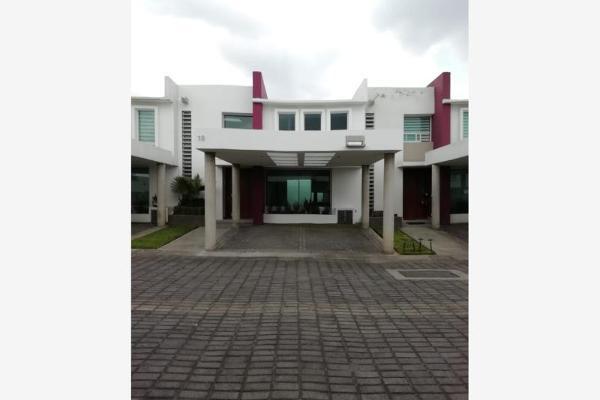 Foto de casa en renta en carretera a zacango 1002, residencial las palmas, metepec, méxico, 9174437 No. 01