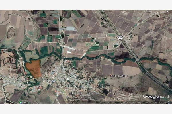Foto de terreno habitacional en venta en carretera aculco-el rosal , arroyo zarco, aculco, méxico, 8851263 No. 02