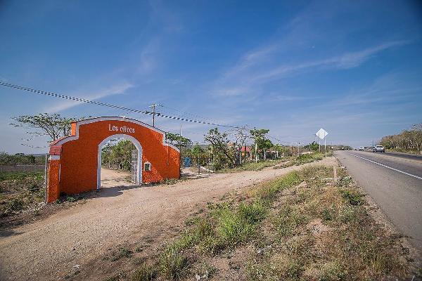 Foto de terreno habitacional en venta en carretera al istmo kilometro 130 , candelaria, berriozábal, chiapas, 3156937 No. 01
