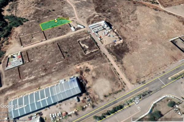 Foto de terreno comercial en venta en carretera al mezquital , gabino santillán, durango, durango, 8187698 No. 01