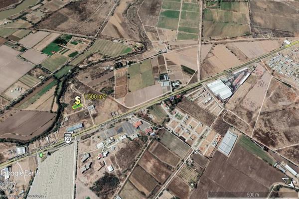 Foto de terreno comercial en venta en carretera al mezquital , gabino santillán, durango, durango, 8187698 No. 03