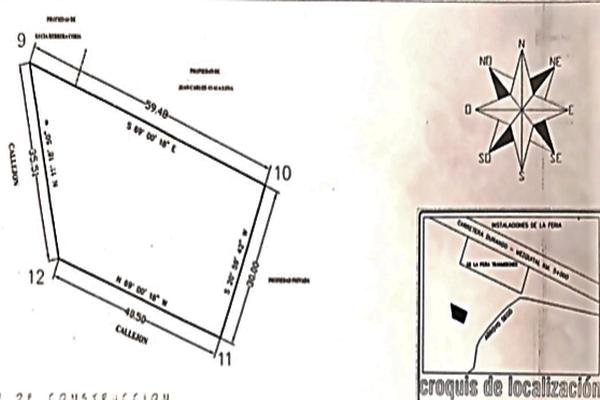 Foto de terreno comercial en venta en carretera al mezquital , gabino santillán, durango, durango, 8187698 No. 04