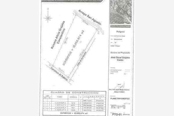 Foto de terreno habitacional en venta en carretera al sabino , plan de ayala, tuxtla gutiérrez, chiapas, 3156669 No. 13